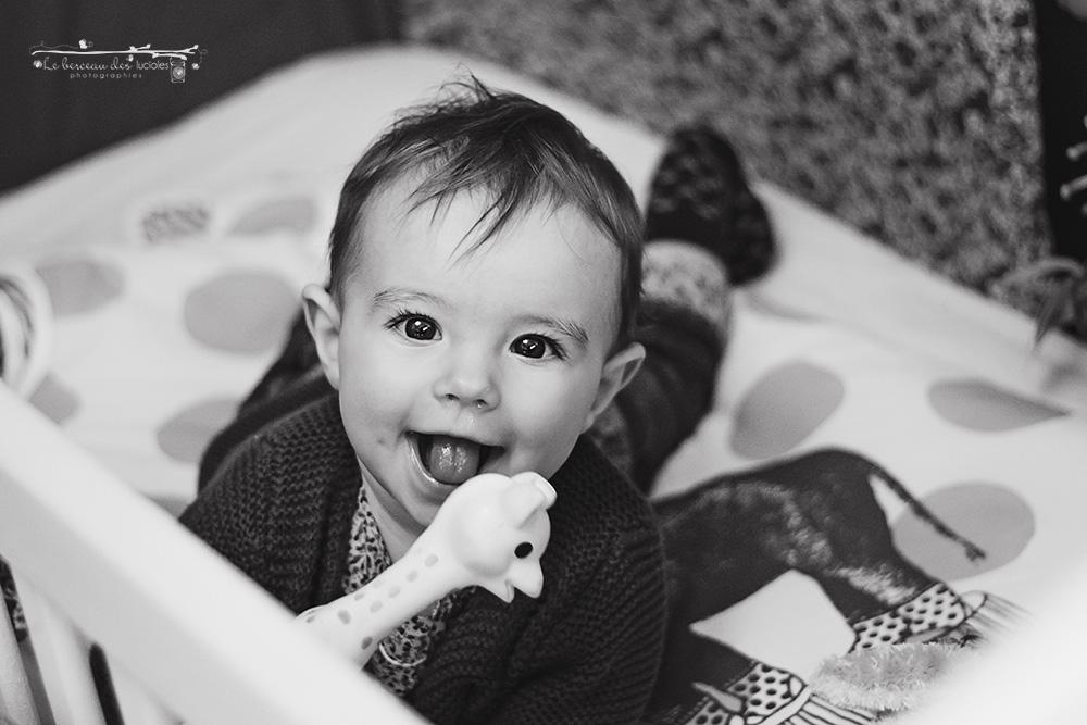 Photographe lifestyle Toulouse pour bébé et enfants
