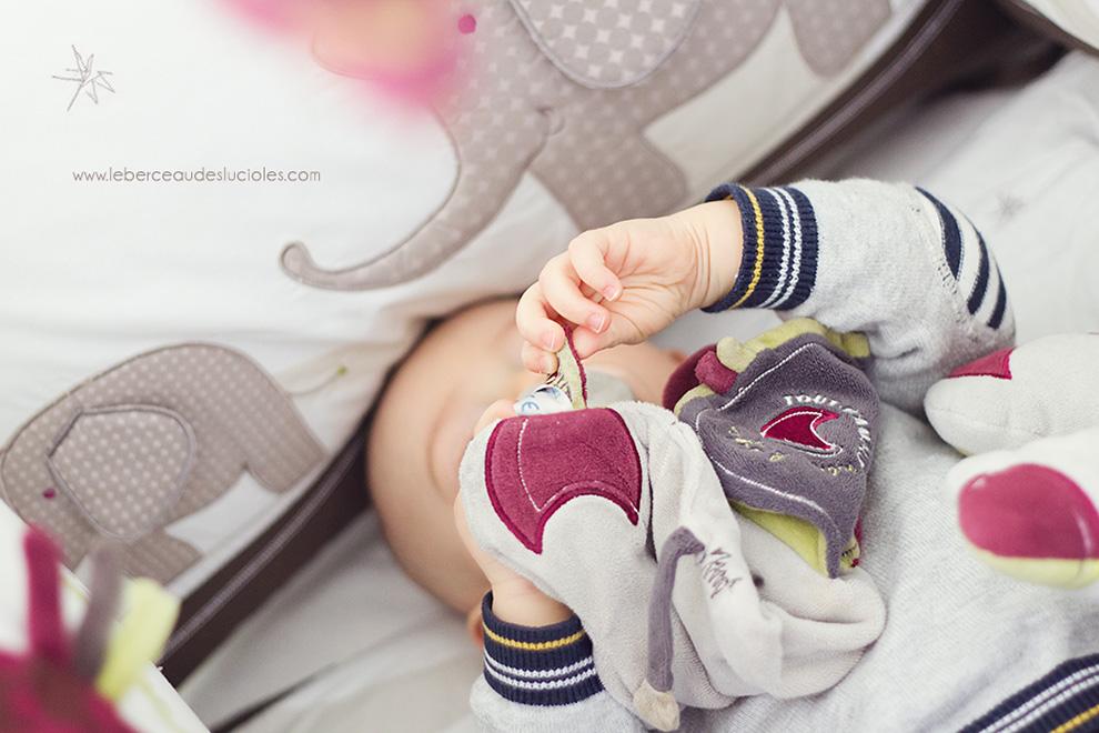 Photographe lifestyle bébé toulouse