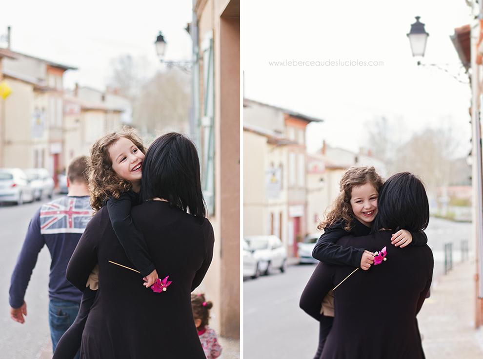 photographe lifestyle toulouse séance famille
