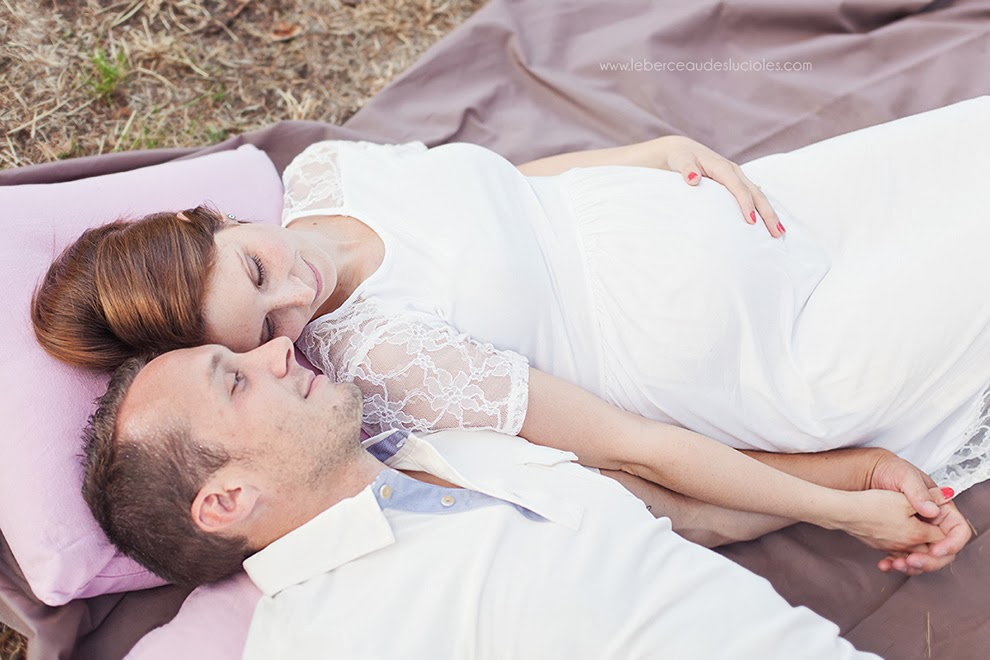 photographe toulouse futurs parents grossesse