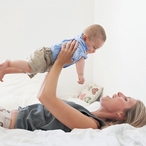 Photographe bébé lifestyle Toulouse