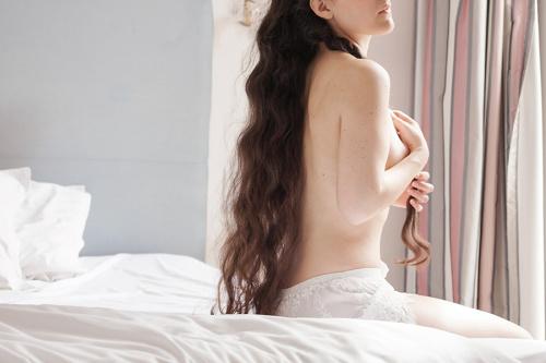 Photographe boudoir sensuel