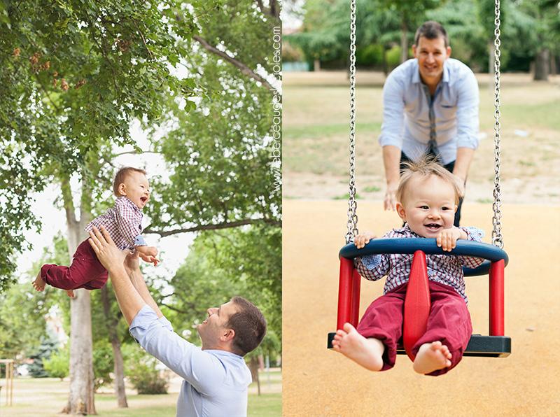 Séance photo bébé en famille Toulouse (1)