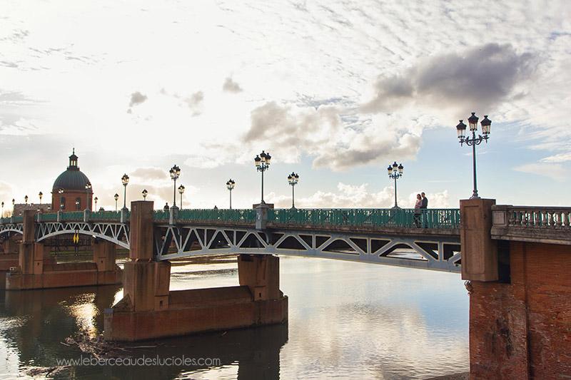 Séance grossesse  Toulouse