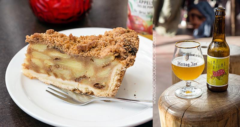 Amsterdam tarte pommes nooderlich cafe
