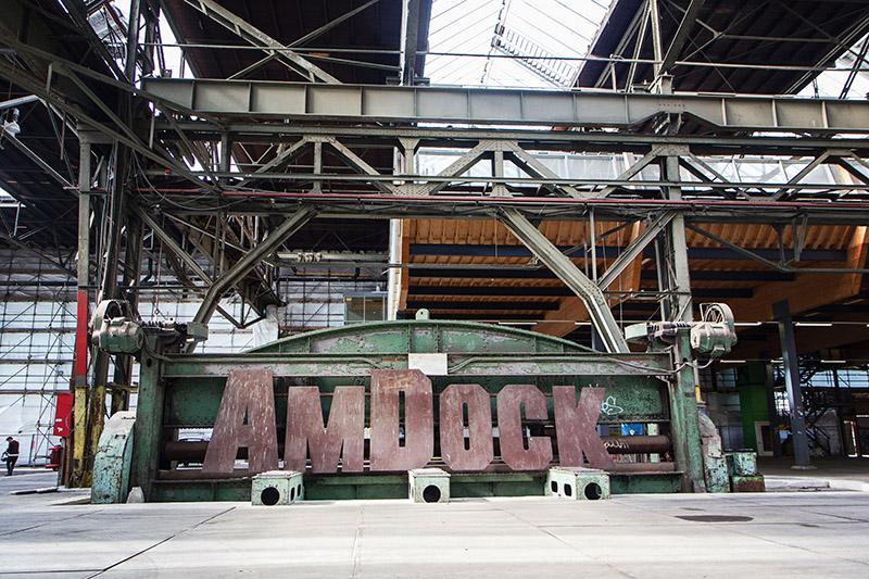 Entrepôt NDSM Amsterdam