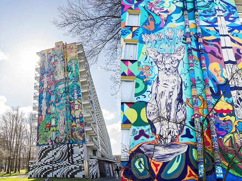 Street Art Amsterdam 2