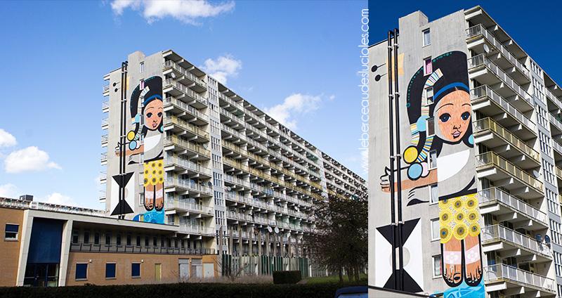 Street Art Zuid Oost Amsterdam