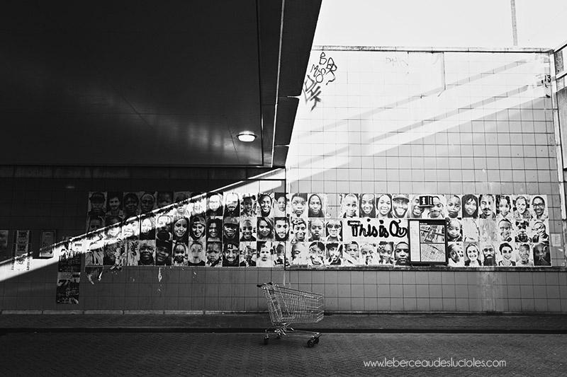 Street art amsterdam Bullewijk