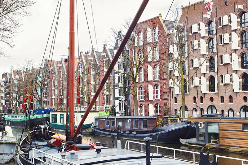 canaux Jordaan Amsterdam