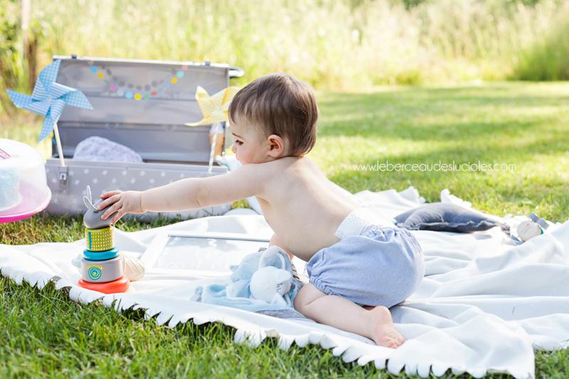 Séance photo bébé Toulouse 2