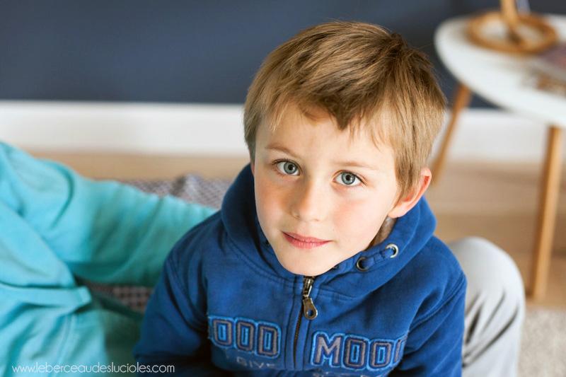 Photographe toulouse portrait enfant