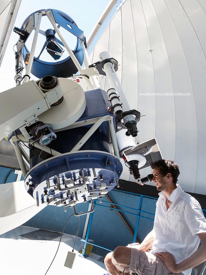 centre astronomie Saint-Michel l'observatoire