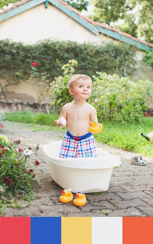 Accessoires séance photo bébé