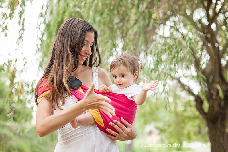 Photographe maman bébé toulouse