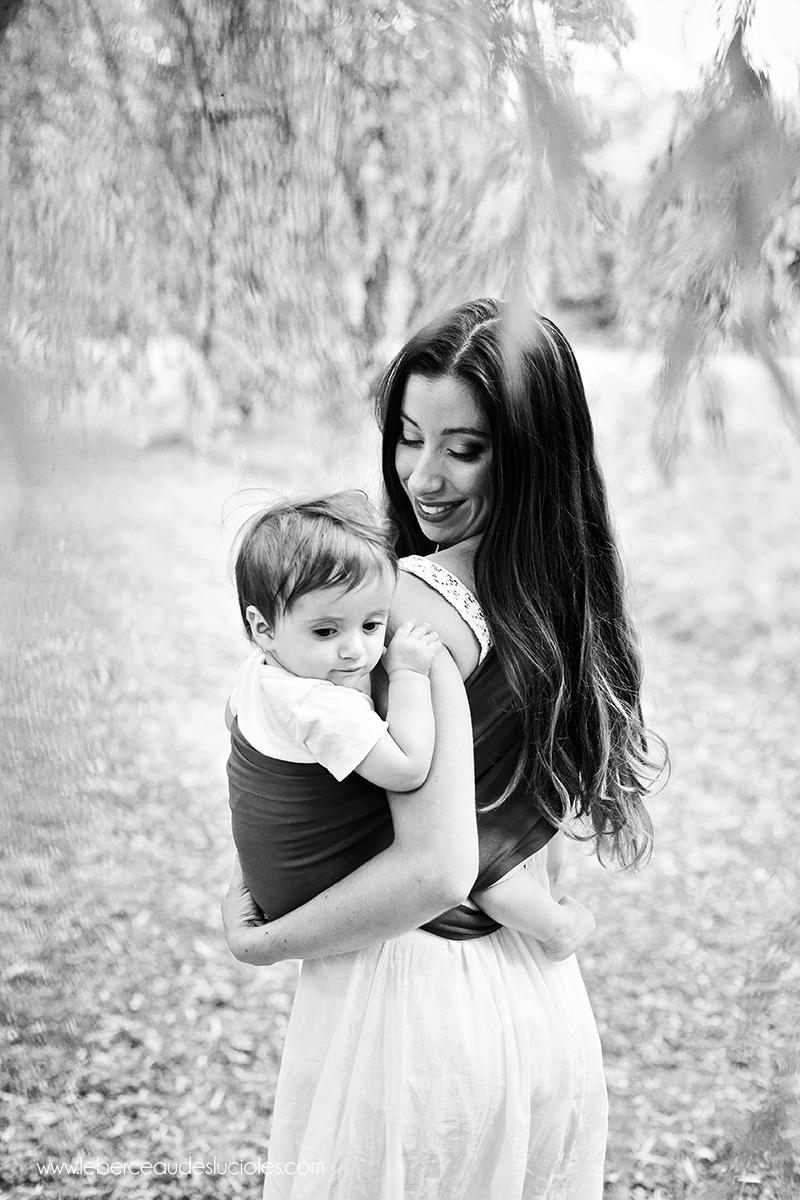 Séance photo maman bébé Toulouse