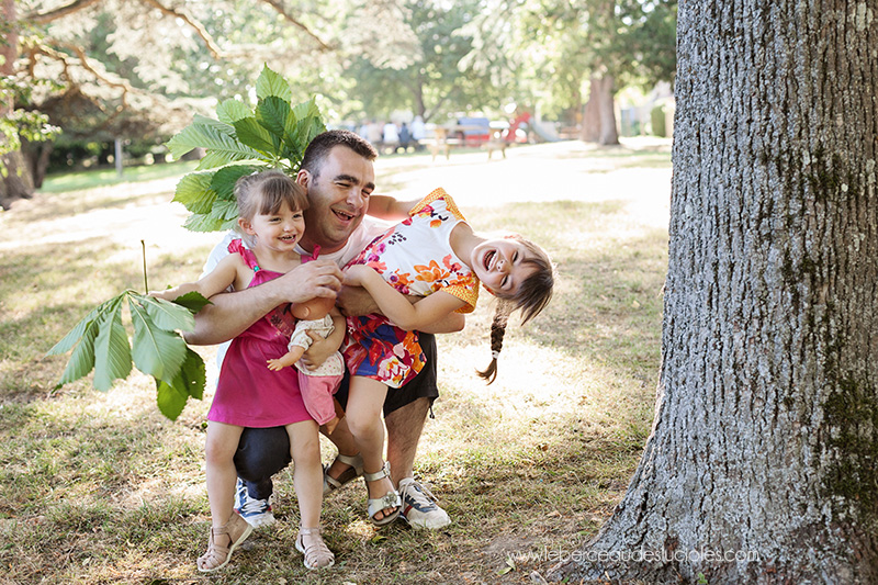 Séance photo famille toulouse
