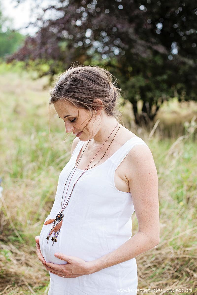 portrait femme enceinte toulouse