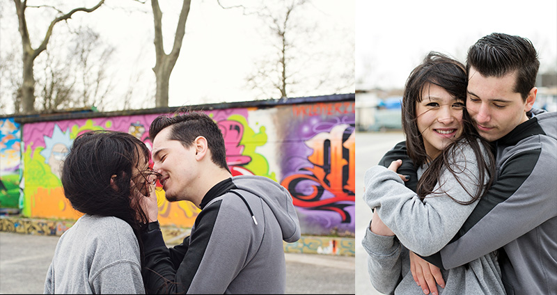 Seance photo couple lifestyle