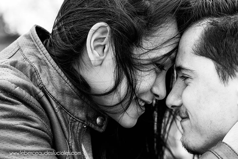 Photo couple Toulouse