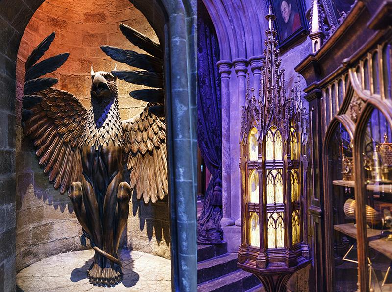 Studio warner bros harry potter london dumbledore