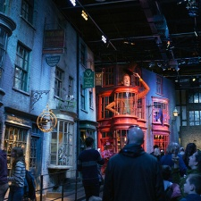 Studio warner bros harry potter londres chemin de traverse 1