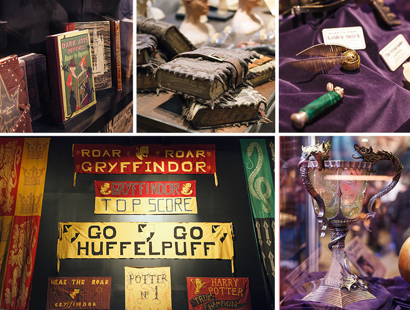 expo harry potter londres