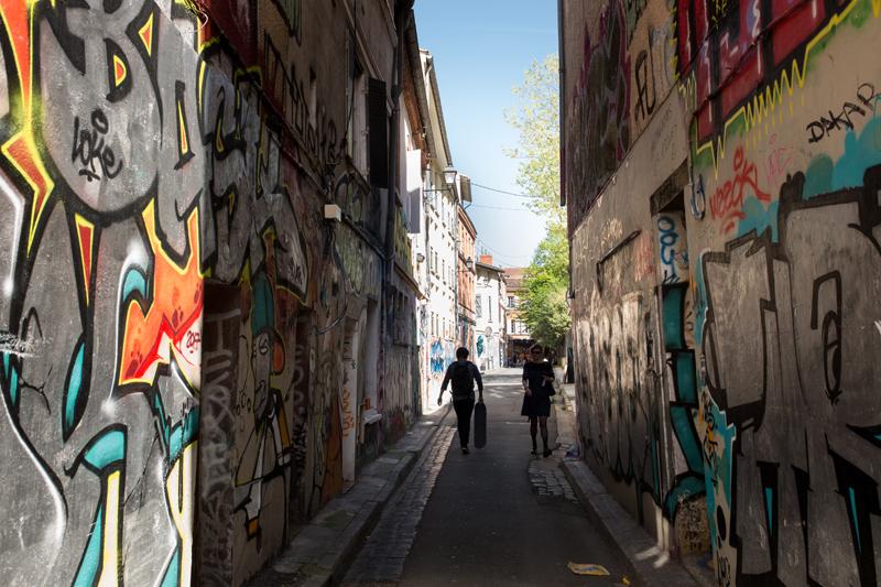 street art Toulouse rue Gramat 8