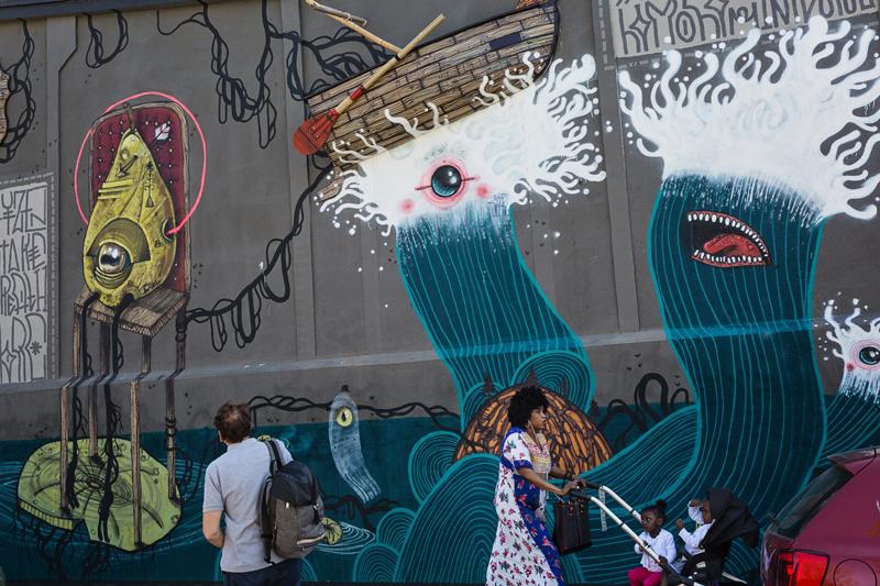 street art Toulouse 100taur 2