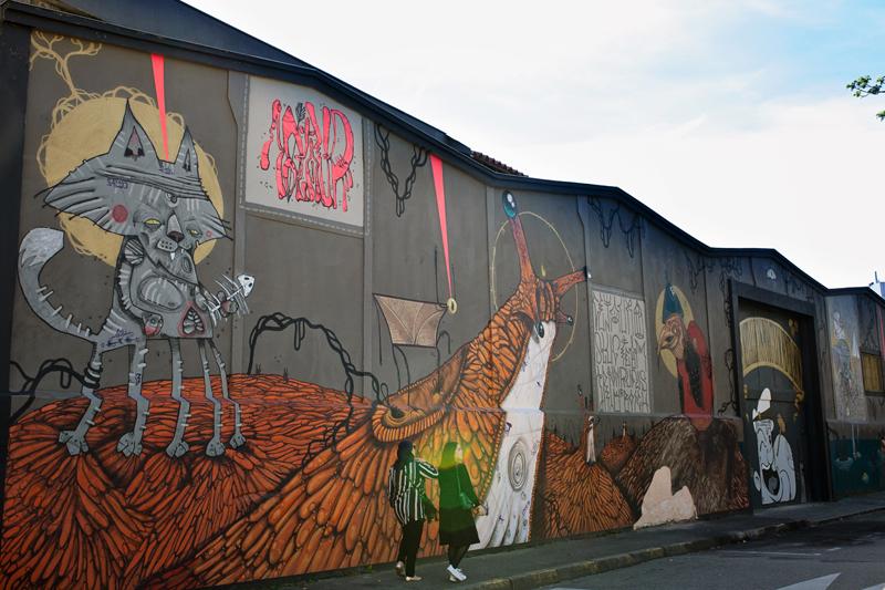 street art Toulouse 100taur 4