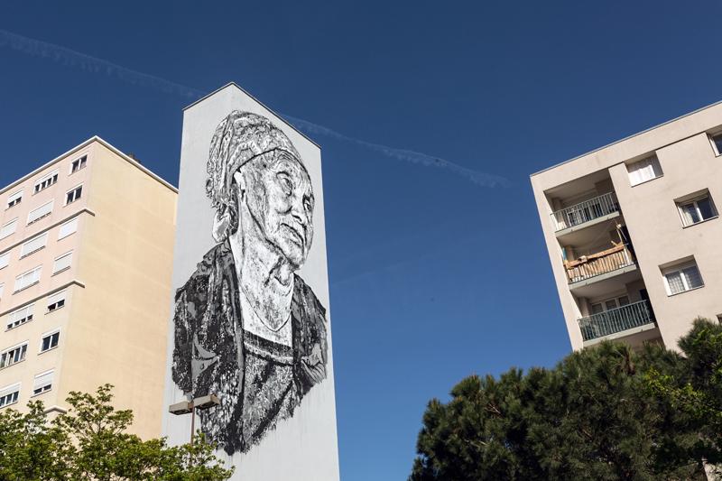 street art Toulouse Henrich Beikirch