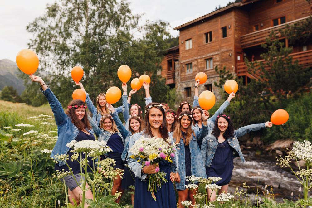 enterrement de vie de jeune fille en andorre